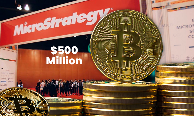 MicroStrategy to Acquire More Bitcoin with $500 Million Raised in Debt