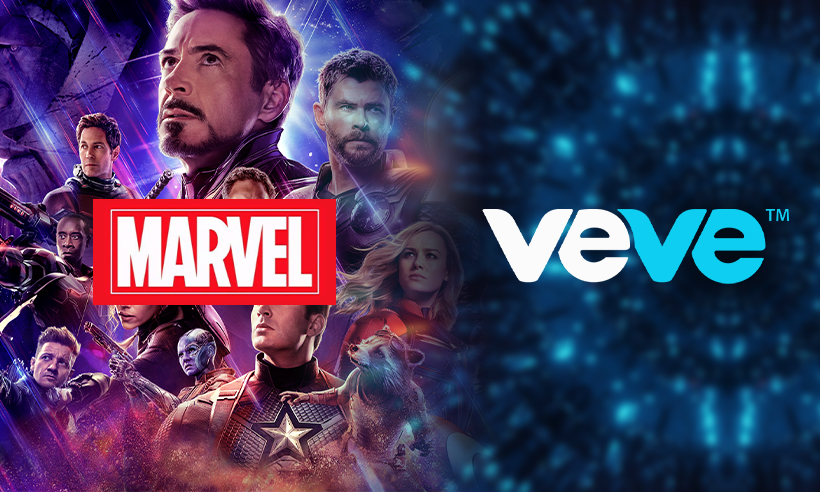 Official Marvel NFTs will be Available on the VeVe Marketplace by 2022