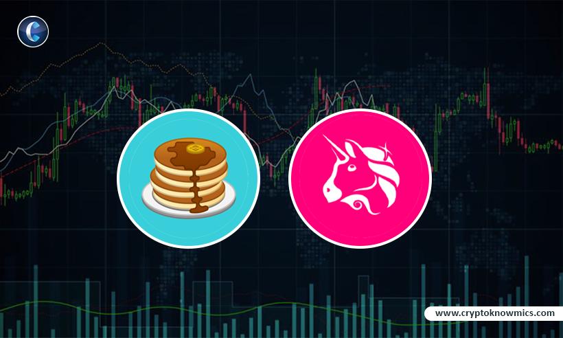 Uniswap (UNI) and PancakeSwap (CAKE) Technical Analysis: What to Expect?