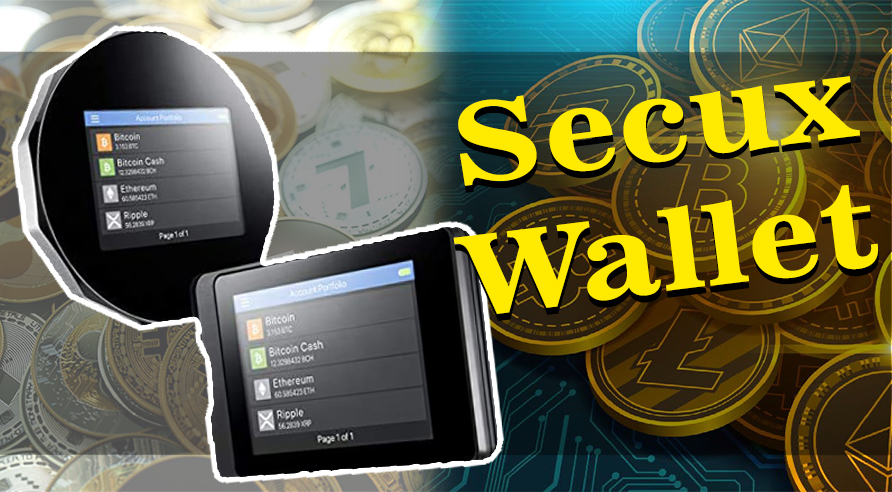 SecuX Wallet: The Definitive Of Hardware Wallets