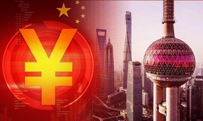 Shanghai Is Planning A Lottery For 'Red Packages' Of Digital Yuan