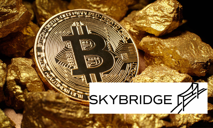 SkyBridge Reinforces Support for Bitcoin, Suggests it's Better than Gold