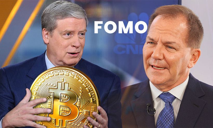 Stanley Druckenmiller Invests in Bitcoin, Led by Paul Tudor Jones and FOMO