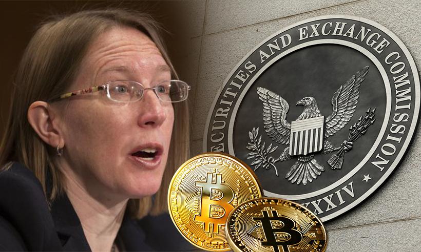 SEC Commissioner Hester Peirce Advocates for Crypto Self-Regulation