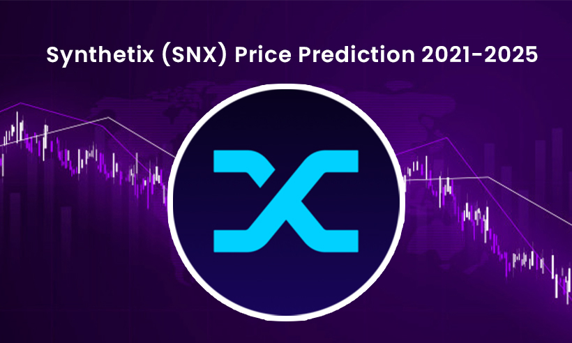 Synthetix Price Prediction 2021-2025: Is SNX Set to Reach $90 by 2021?
