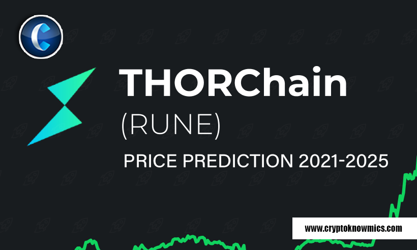 THORChain Price Prediction 2021-2025: Is RUNE Set to Reach $5 by 2021?