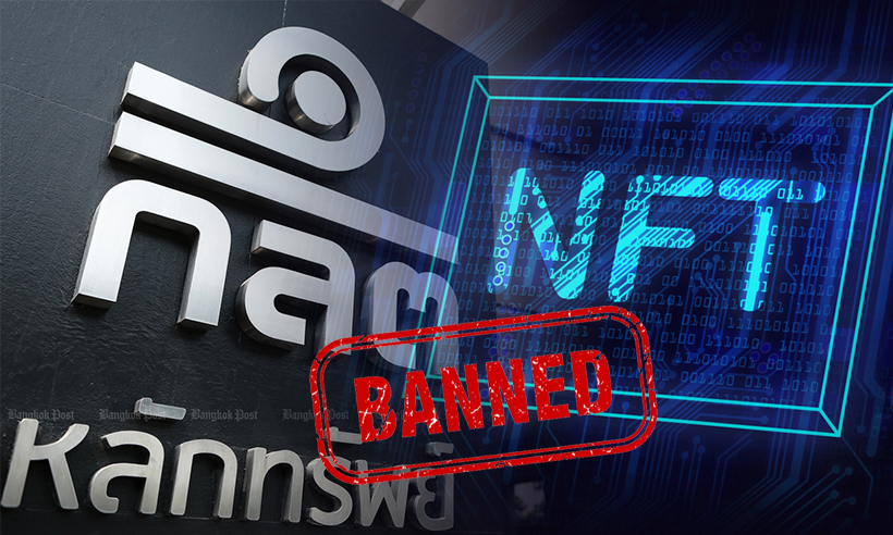 Thailand SEC Prohibits Crypto Exchanges from Handling NFTs