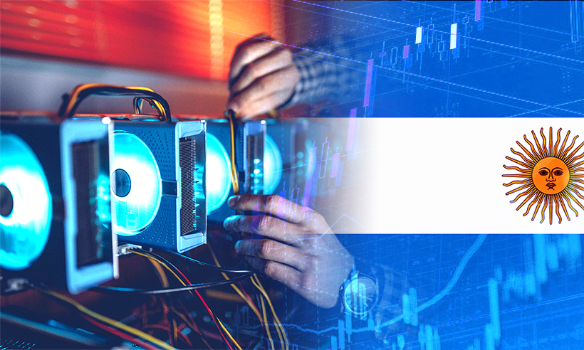 Expansion of Bitcoin Mining in Argentina Using Subsidized Energy