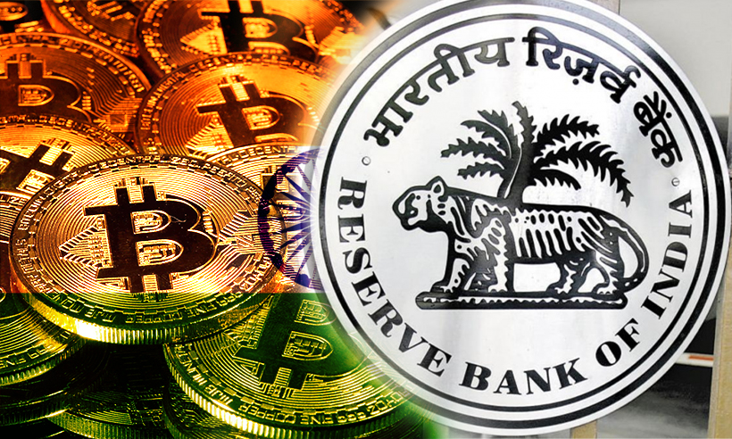 The Reserve Bank of India Confirms Cryptocurrencies Are Not Illegal