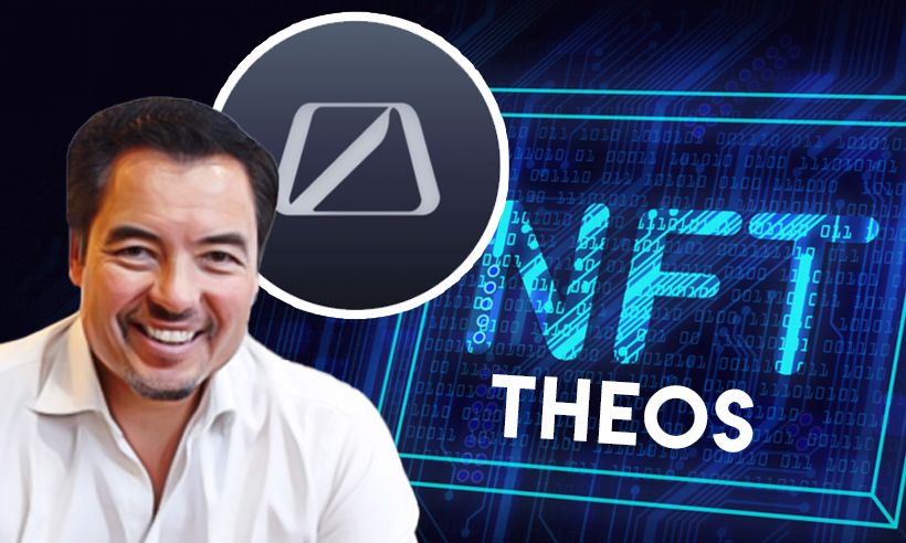 Virgin Galactic Co-Founder Alex Tai Launches THEOS NFT Marketplace