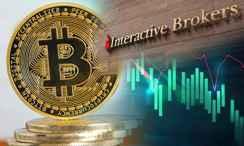 U.S. Firm Interactive Brokers to Offer Crypto Trading Services