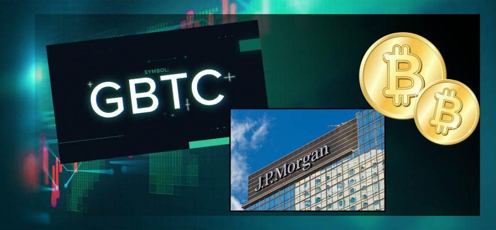 Unlock of GBTC Shares Could Led Bitcoin to $25 Mark Says JPMorgan