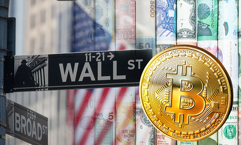 Wall Street Wonders if Bitcoin Could Replace Fiat Currencies