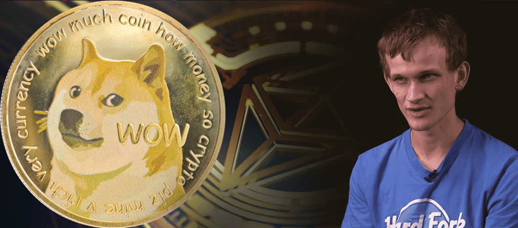 Vitalik Buterin Reveals Making $4.3M from $25,000 Investment in Dogecoin