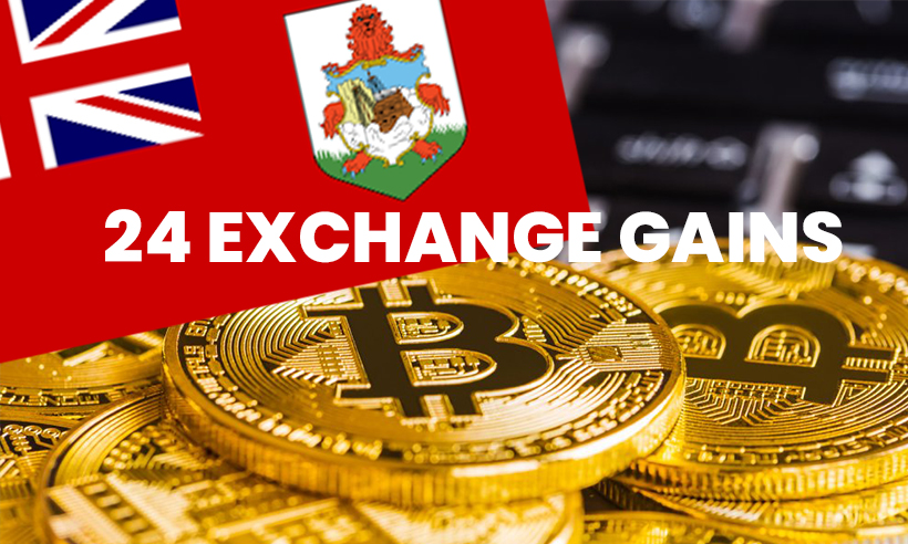 24 Exchange Secures Crypto Trading License in Bermuda