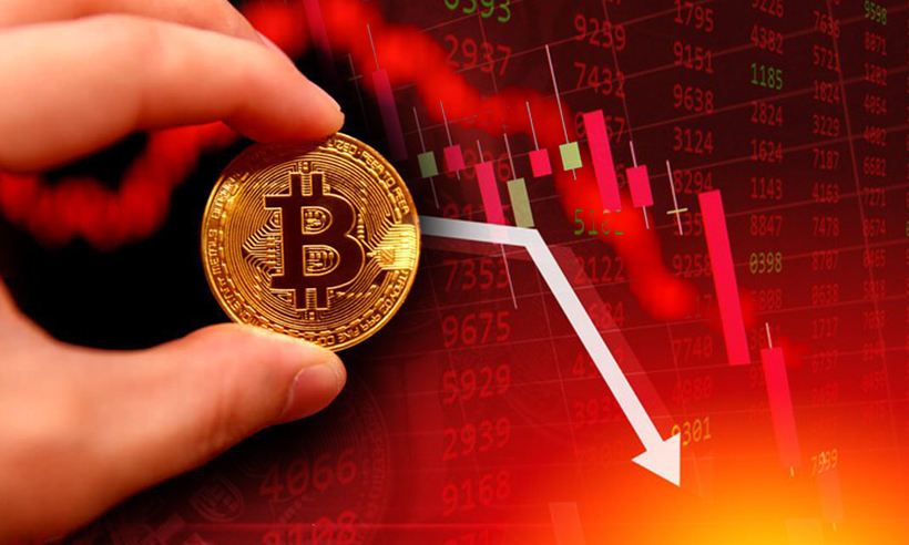 At $31,500, Bitcoin is Set for its Worst Weekly Close of 2021