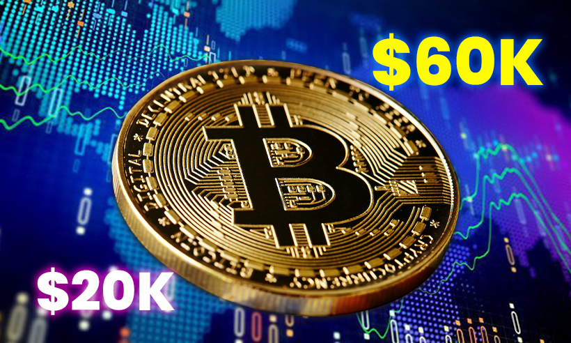 Bloomberg Senior Strategist Suggests $60K More Likely For Bitcoin