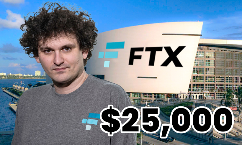 According To FTX Founder And CEO $25000 May Be The Next Strong Support