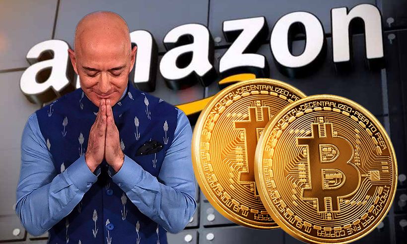 Amazon Rebuffs Rumored Bitcoin Payments Project