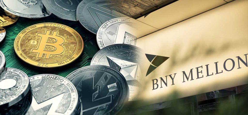 BNY Mellon Joins State Street Into Crypto Trading, Backs Pure Digital Trading Platform