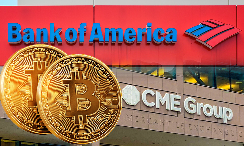 Bank of America Approves BTC Futures Trading for Some Clients