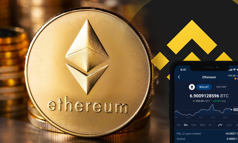 Binance Sends $1.28 Billion in Ethereum to the 15th Largest ETH Wallet