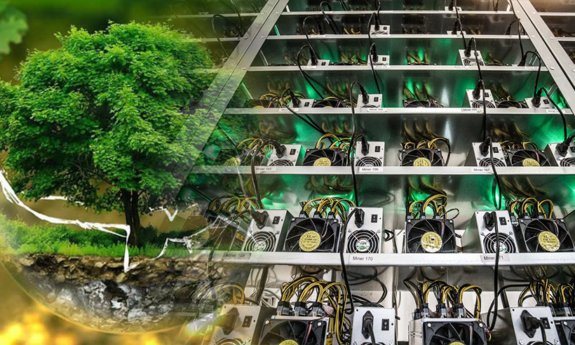 Bitcoin Miners are Considering Going Nuclear to Address Environmental Issues