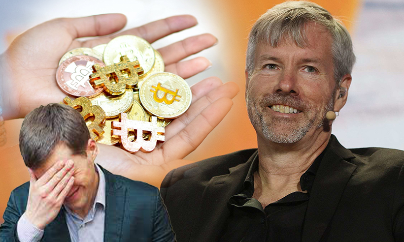 Michael Saylor Says Bitcoin Volatility Will Always Hurt Some Traders