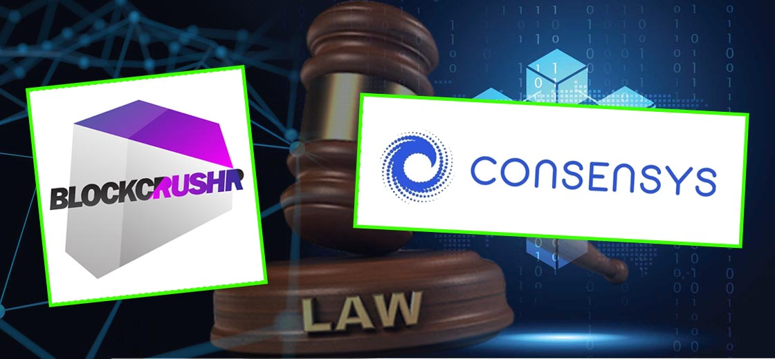 Blockchain Startup BlockCrushr Drops Lawsuit Accusing ConsenSys for Stealing its IP