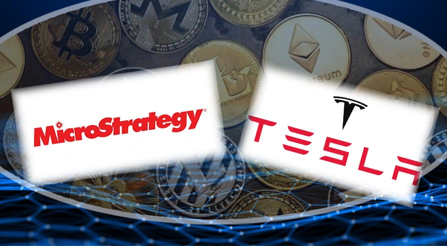 Tesla and MicroStrategy to Report Their Crypto Situations: Bloomberg