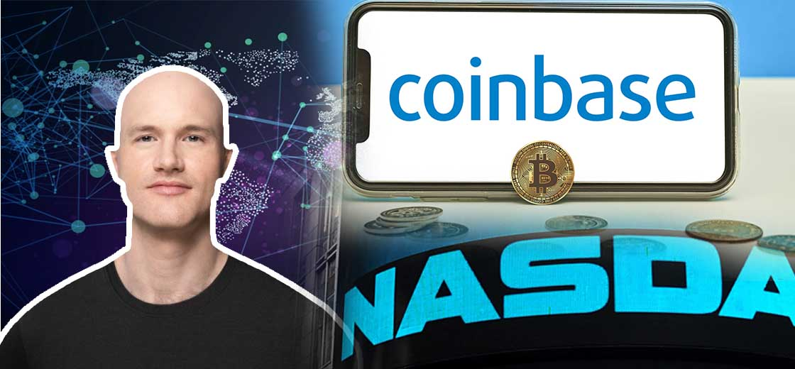 Brian Armstrong, Paul Grewal of Coinbase Faces Securities Class Action Over NASDAQ Listing