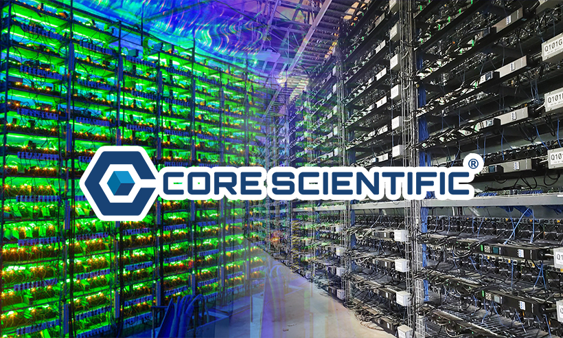 Crypto Mining Firm Core Scientific to Go Public Via SPAC Merger