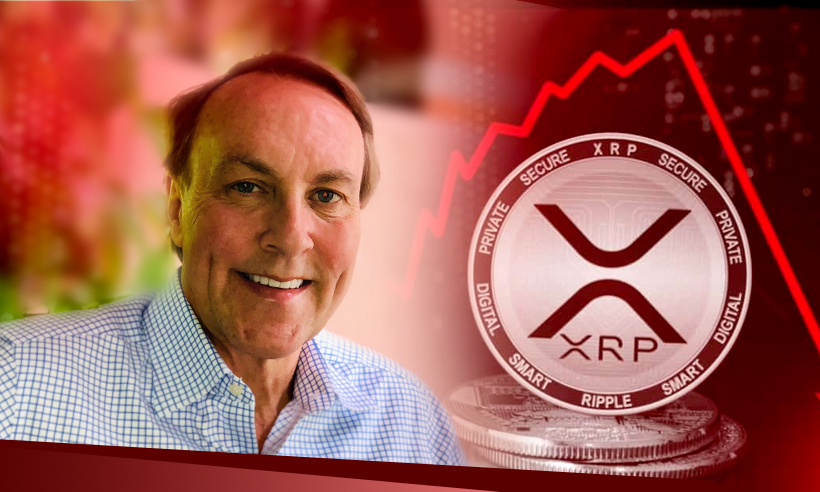 David Tice Says Crypto Market Awaits Crackdown as XRP Plunges Further