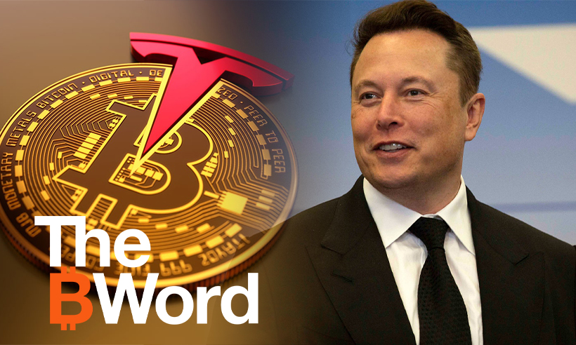 """Elon Musk Confirms Re-Acceptance of Bitcoin by Tesla at """"The B Word"""""""