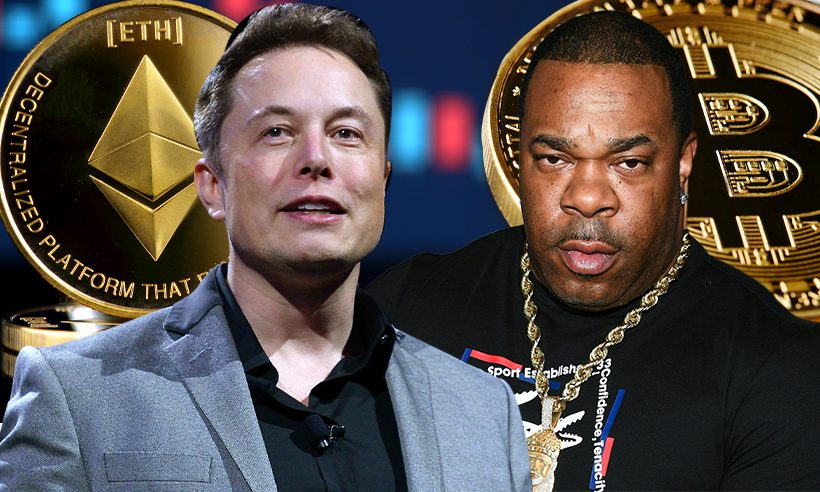 Rapper Busta Rhymes is Officially Holding Bitcoin, Eyeing ETH Next