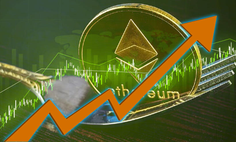 Ether Surges to a 2-Week High as Traders Remain Positive About Update