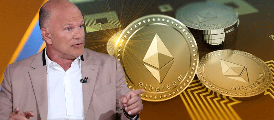 Ethereum May Become the Biggest Cryptocurrency, Says Mike Novogratz