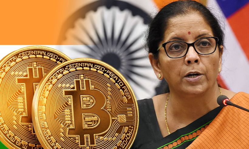 India's Finance Minister Says Cryptocurrency Bill is Ready for the Cabinet