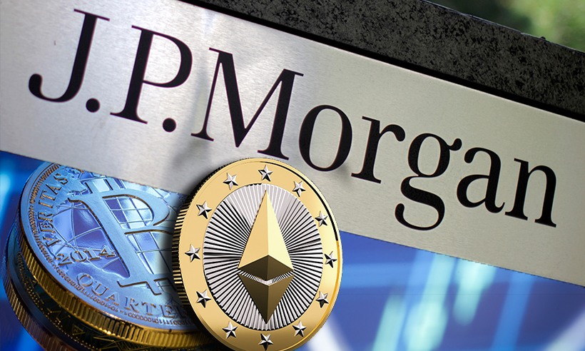 JP Morgan Provides Bitcoin and Ethereum Funds Access to its Clients