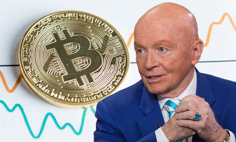 Bitcoin Likely to Break Down Lower in the Market – Mark Mobius
