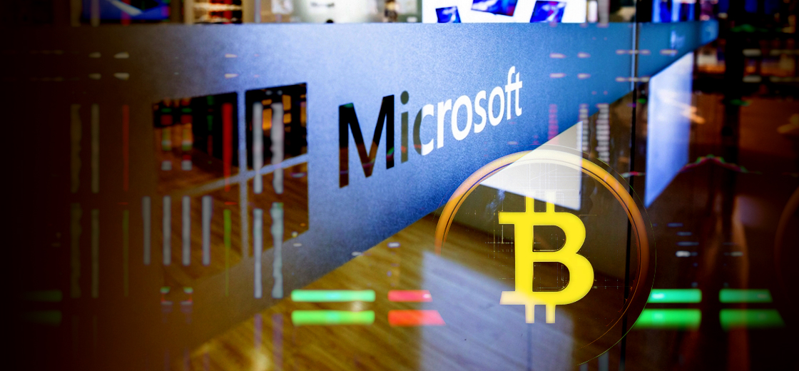 Microsoft's ION Digital ID Network is Now Accepting Bitcoin Payments
