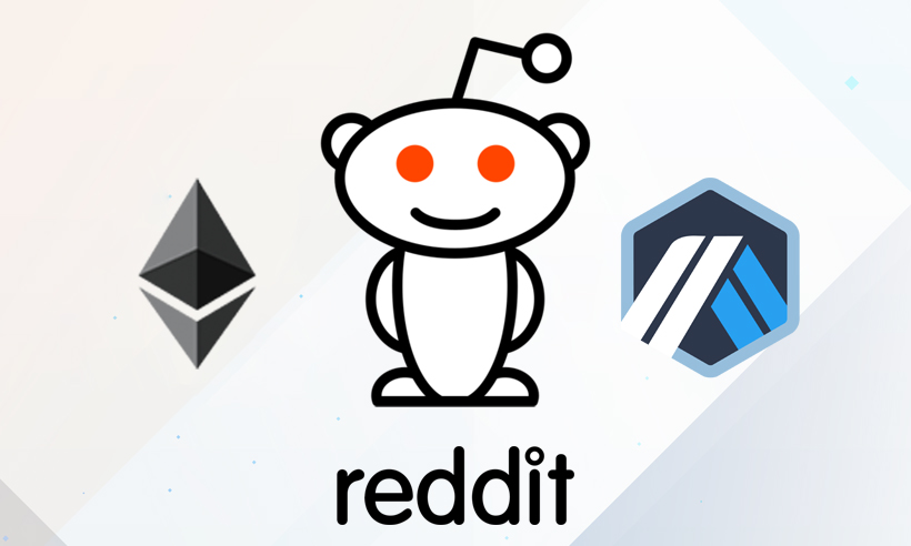 Reddit to Deploy Layer 2 Solution Arbitrum to Scale Two Tokens Based on Ethereum