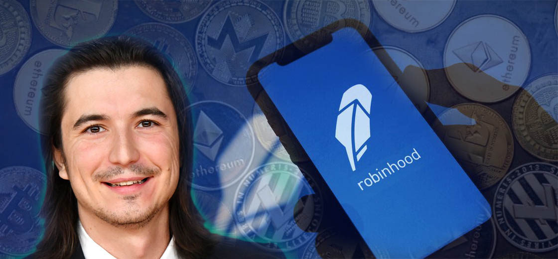 Robinhood CEO Vlad Tenev Promises More Cryptocurrency Services Like Digital Wallet