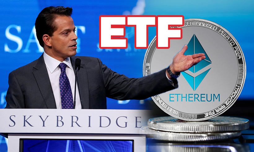 SkyBridge Capital is Launching an Ethereum Fund and ETF