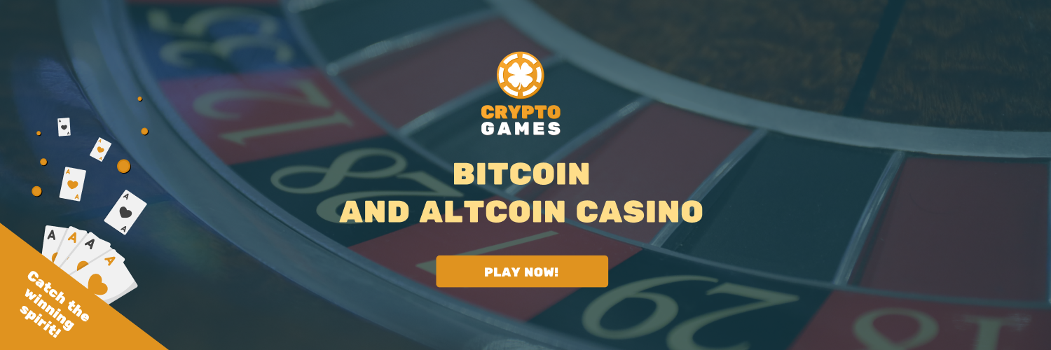 CryptoGames: Join the Trending Online Crypto Casino