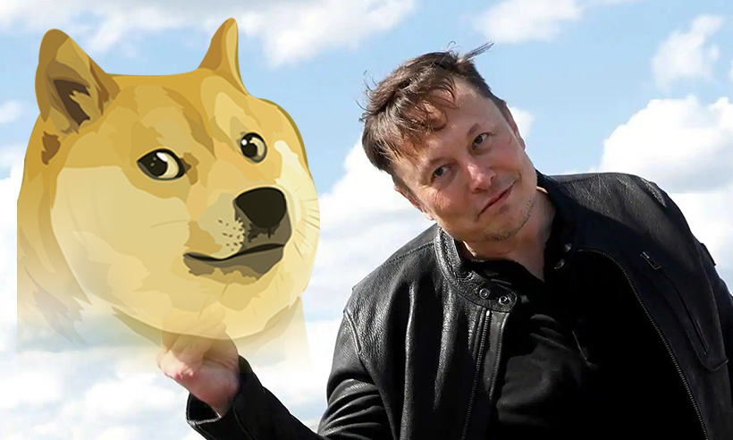 Elon Musk Updates Profile Picture in Support of Dogecoin Army