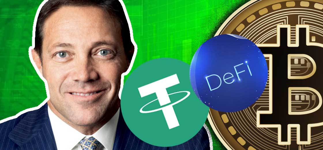 Jordan Belfort Talks About Bitcoin, Tether, Defi, and Crypto Space