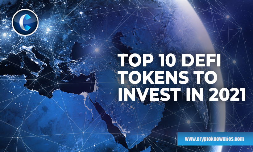 Top 10 Defi Tokens To Invest In 2021