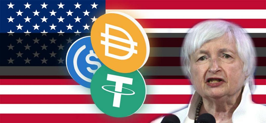 Janet Yellen Will Discuss Stablecoins With the President's Working Group