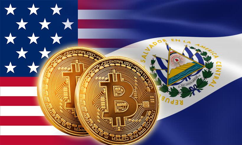 US State Department Advises El Salvador to Regulate Bitcoin